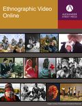 Sneak peek access to Ethnographic Video Online