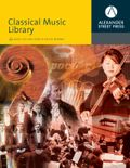 MARC records for Classical Music Library
