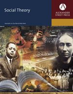 New release of Social Theory from Alexander Street Press