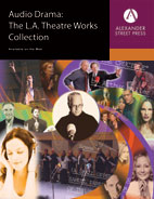 Updates to Audio Drama: The L.A. Theatre Works Collection